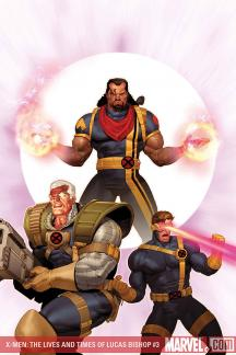 X-Men: The Lives and Times of Lucas Bishop #3