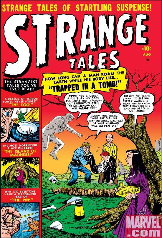 Strange Tales (1951) #2