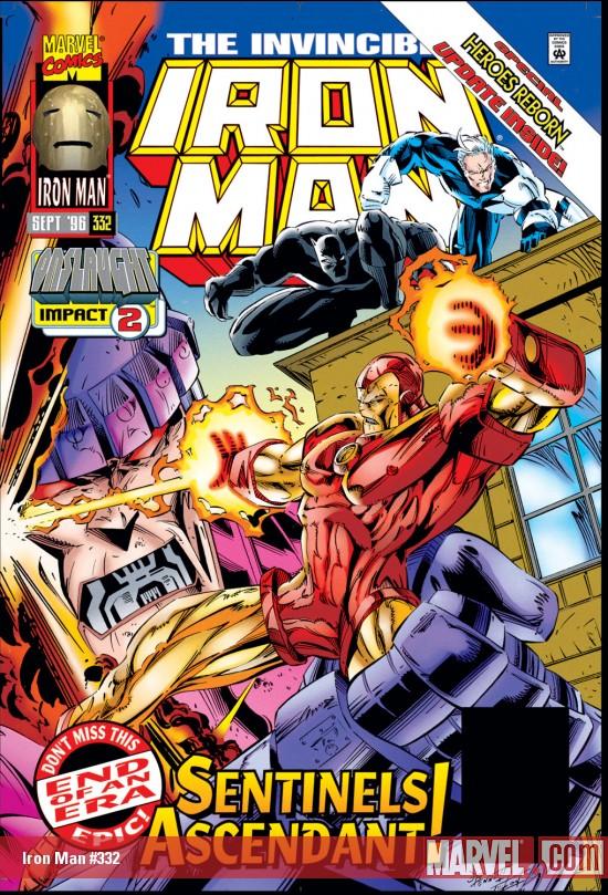 Iron Man (1968) #332