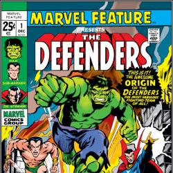 Marvel Feature (1971 - 1973)