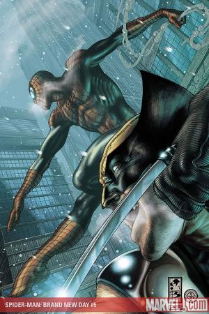 Spider-Man: Brand New Day (2008) #5