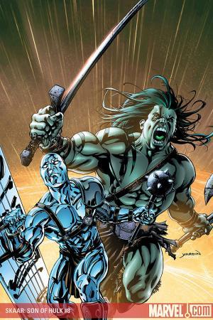 Son of Hulk (2008) #8