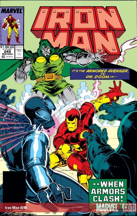 Iron Man (1968) #249