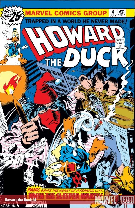 Howard the Duck (1976) #4