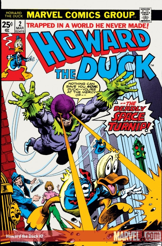 Howard the Duck (1976) #2