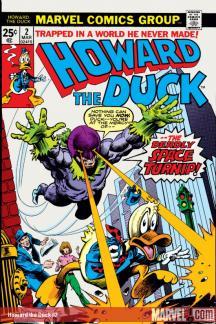 Howard the Duck (1976) #2