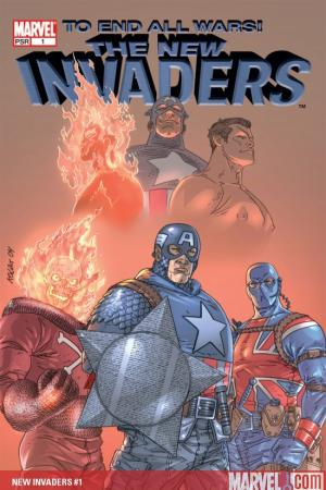New Invaders (2004) #1