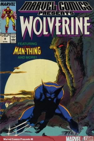 Marvel Comics Presents #8