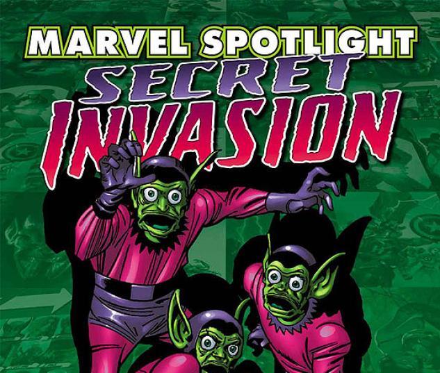 MARVEL SPOTLIGHT: SECRET INVASION #1