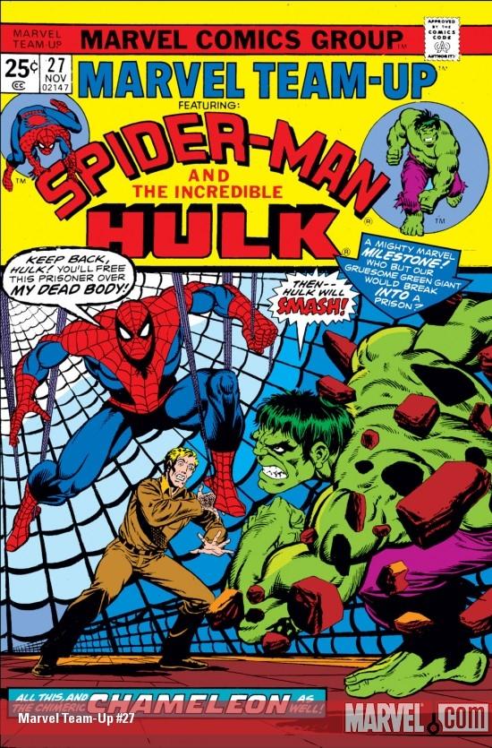 Marvel Team-Up (1972) #27