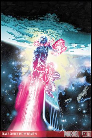 Silver Surfer: In Thy Name (2007) #4
