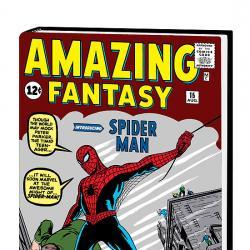 AMAZING SPIDER-MAN OMNIBUS VOL. 1 #0