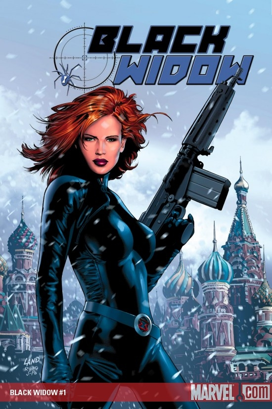 Black Widow (2004) #1