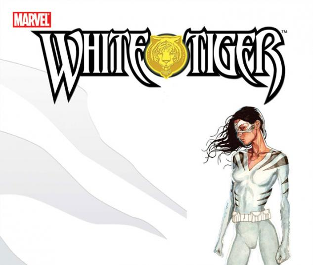 WHITE TIGER: A HERO'S COMPULSION #0