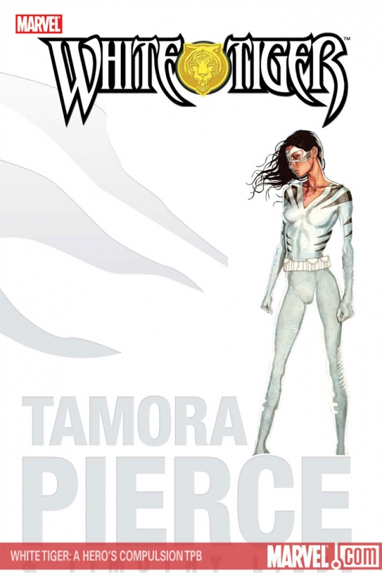 White Tiger: A Hero's Compulsion (Trade Paperback)