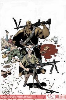 Punisher Presents: Barracuda Max (2007) #5