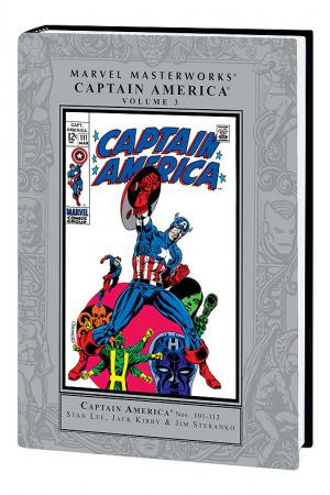 Marvel Masterworks: Captain America Vol. 3 (2006)