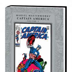 Marvel Masterworks: Captain America Vol. 3 (Hardcover)