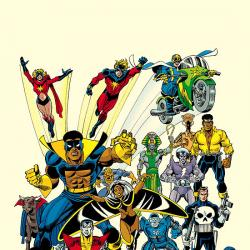 Marvel Legacy: The 1970s (2006)