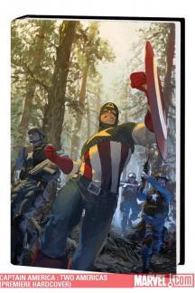 Captain America : Two Americas (Hardcover)