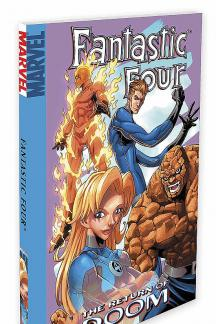 Marvel Age Fantastic Four Vol. 3: The Return of Doctor Doom (Digest)