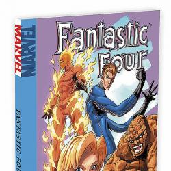 MARVEL AGE FANTASTIC FOUR VOL. 3: THE RETURN OF DOCTOR DOOM COVER