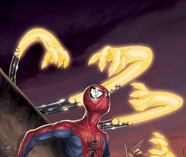 SPIDER-MAN: INDIA (2005) #3 COVER