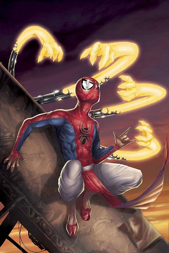 Spider-Man: India (2004) #3