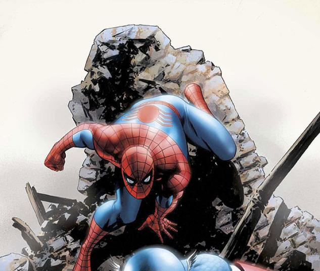 SPECTACULAR SPIDER-MAN VOL. 4: DISASSEMBLED COVER