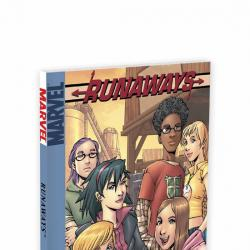 RUNAWAYS VOL. 1: PRIDE & JOY COVER