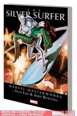 Marvel Masterworks: The Silver Surfer Vol. 2 (Trade Paperback)