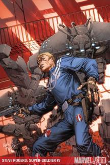 Steve Rogers: Super-Soldier #3