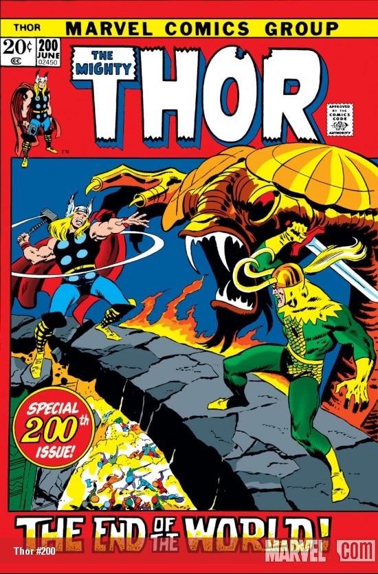 Thor (1966) #200