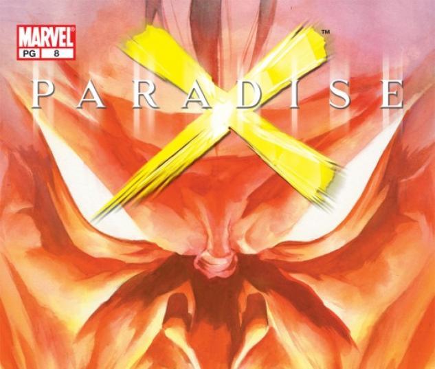 Paradise X #8