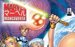 Marvel Mangaverse #2
