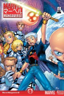 Marvel Mangaverse (2002) #2