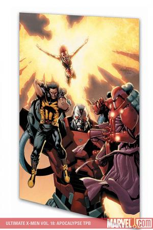 Ultimate X-Men Vol. 18: Apocalypse (Trade Paperback)