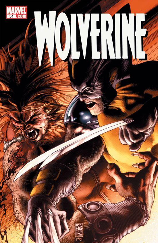 Wolverine (2003) #51