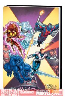 ACTS OF VENGEANCE CROSSOVERS OMNIBUS (Hardcover)