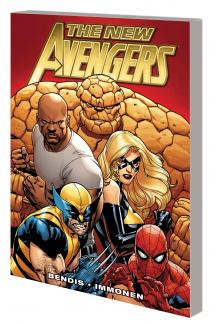 New Avengers By Brian Michael Bendis Vol. 2 TPB (Trade Paperback)