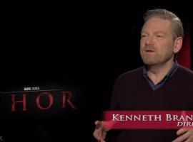 Thor: Kenneth Branagh Answers Fan Questions