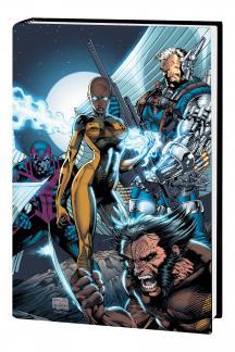 X-MEN: X-TINCTION AGENDA HC (Hardcover)