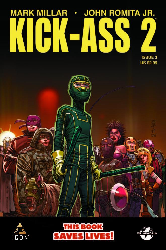 Kick-Ass 2 (2010) #3