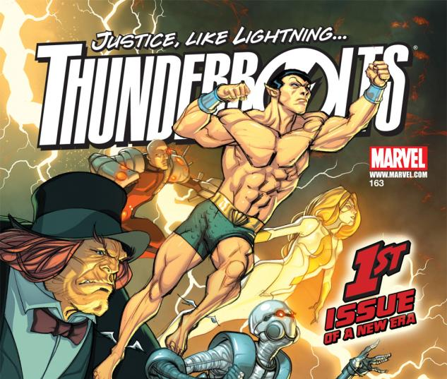 Thunderbolts (2006) #163
