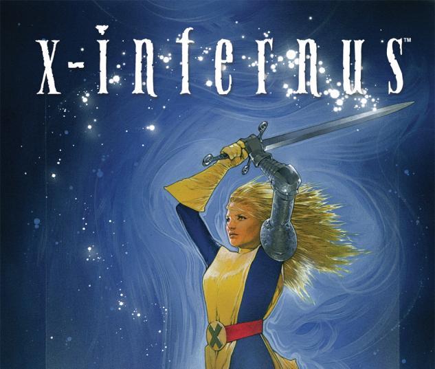 X-Infernus (2008) #4, CHAREST VARIANT
