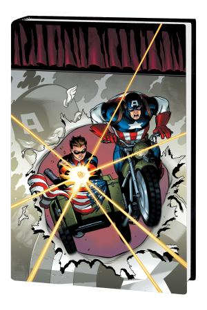 Captain America: Captain America and Bucky (Hardcover)