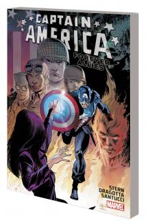 Captain America & the Young Allies (Trade Paperback)