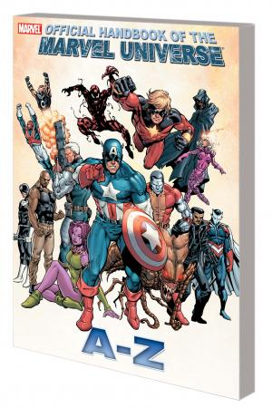 Official Handbook of the Marvel Universe a to Z Vol. 2 (Trade Paperback)