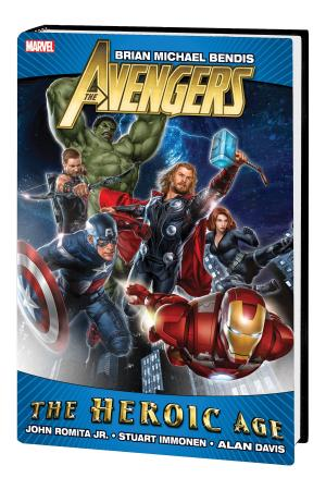 Avengers by Brian Michael Bendis: Heroic Age (Hardcover)