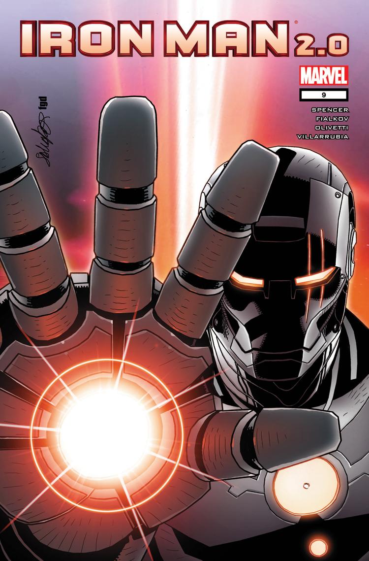 Iron Man 2.0 (2011) #9